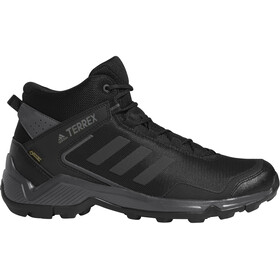 adidas TERREX Eastrail Mid Gore-Tex Zapatillas Senderismo Hombre, carbon/core black/grey five